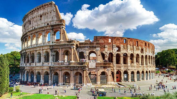 Những địa điểm du lịch Ý