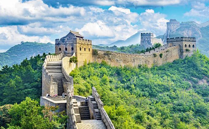 Những địa điểm du lịch Châu Á nổi tiếng