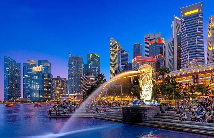 Những địa điểm du lịch nổi tiếng ở Singapore