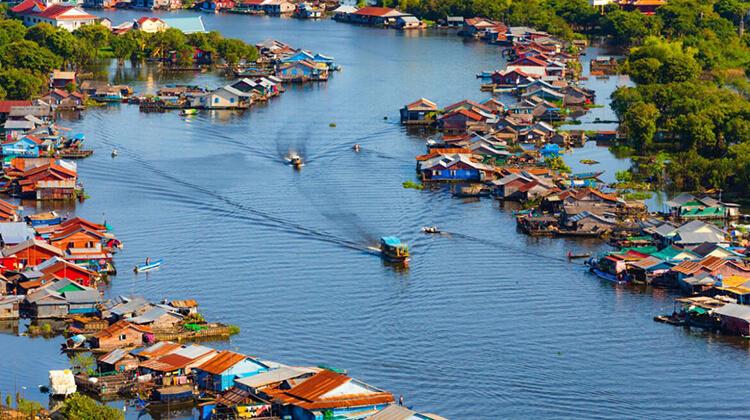 Những địa điểm du lịch Campuchia nổi bật