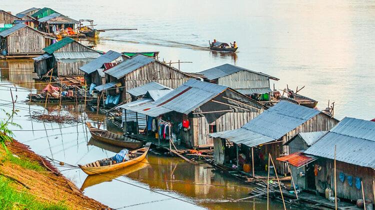 Những địa điểm du lịch tại Campuchia nổi bật