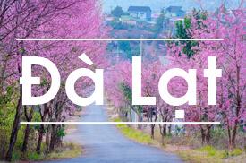 Những địa điểm du lịch tại Đà Lạt
