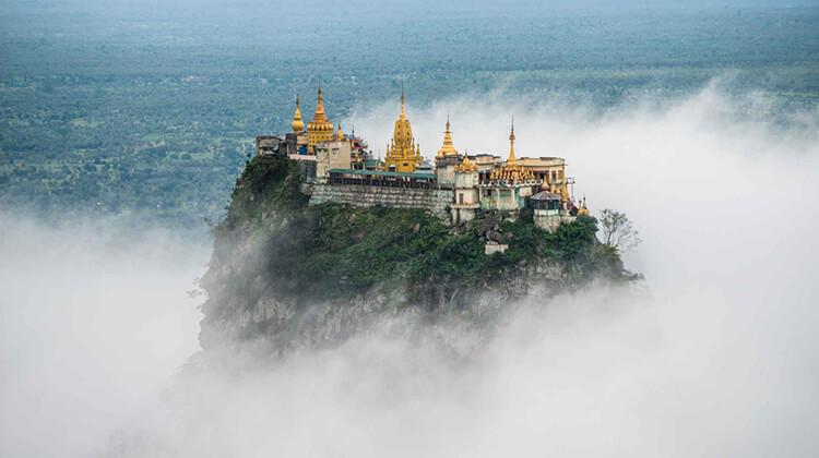 Những địa điểm du lịch tại Myanmar