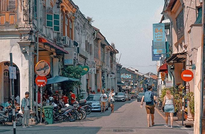 Những địa điểm du lịch tại Penang