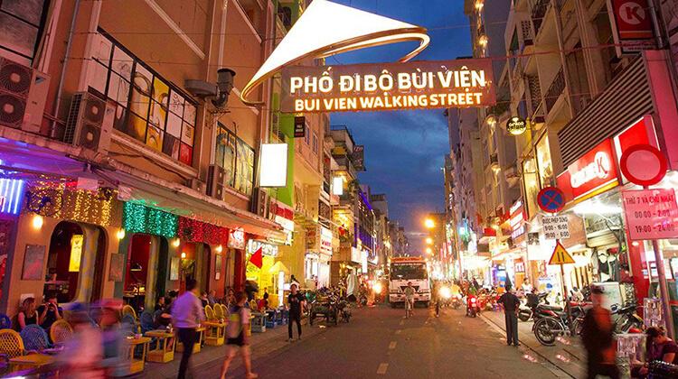 Những khu du lịch tại thành phố Hồ Chí Minh