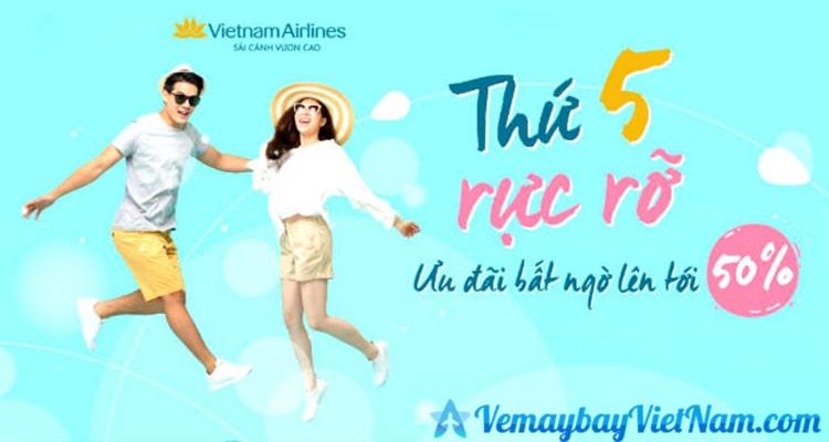 Tips săn vé máy bay giá rẻ Vietnam Airlines