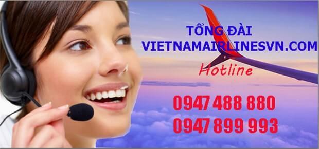 Tổng đài VietnamAirlinesVn.com