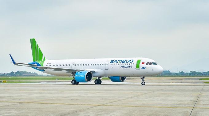 Đặt vé Bamboo Airways