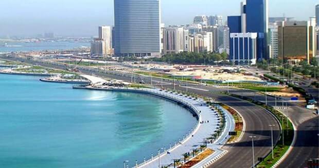 vé máy bay đi Abu Dhabi