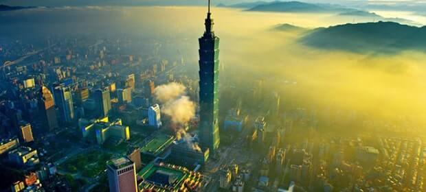 Vé máy bay đi Đài Bắc