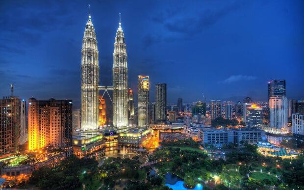 Vé máy bay đi Malaysia Vietnamairlines