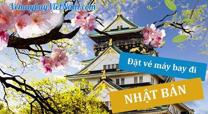 Vé máy bay đi Nhật Bản Vietnamairline