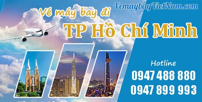 Vé máy bay đi TPHCM VietnamAirline