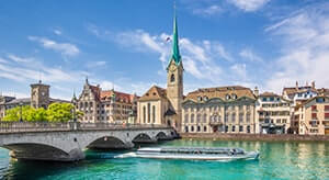Vé máy bay đi Zurich Vietnam Airlines
