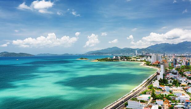 Bải biển nghỉ mát tại Nha Trang