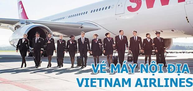 Vé máy bay nội địa Vietnam Airlines