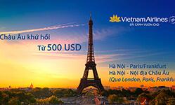 Vé máy bay quốc tế VietNamAirlines