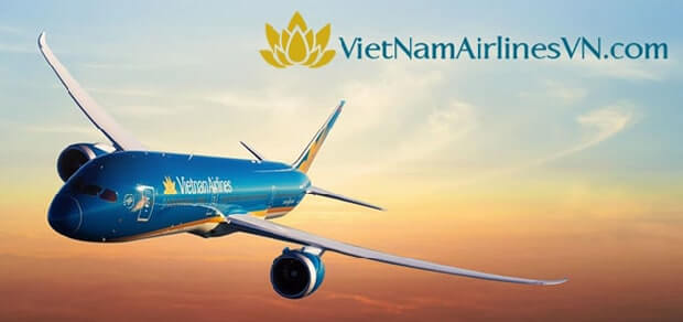 Ve may bay VietNamAirlines