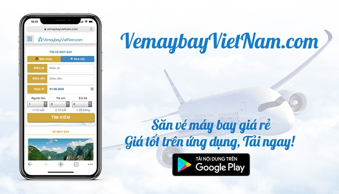 VietNamAirlines khuyến mãi