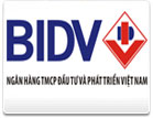Chuyển khoản ngân hàng BIDV